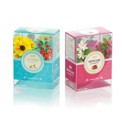 Body care packaging
