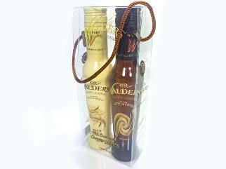 Packaging di lusso di HLP Klearfold / Packaging trasparente di lusso